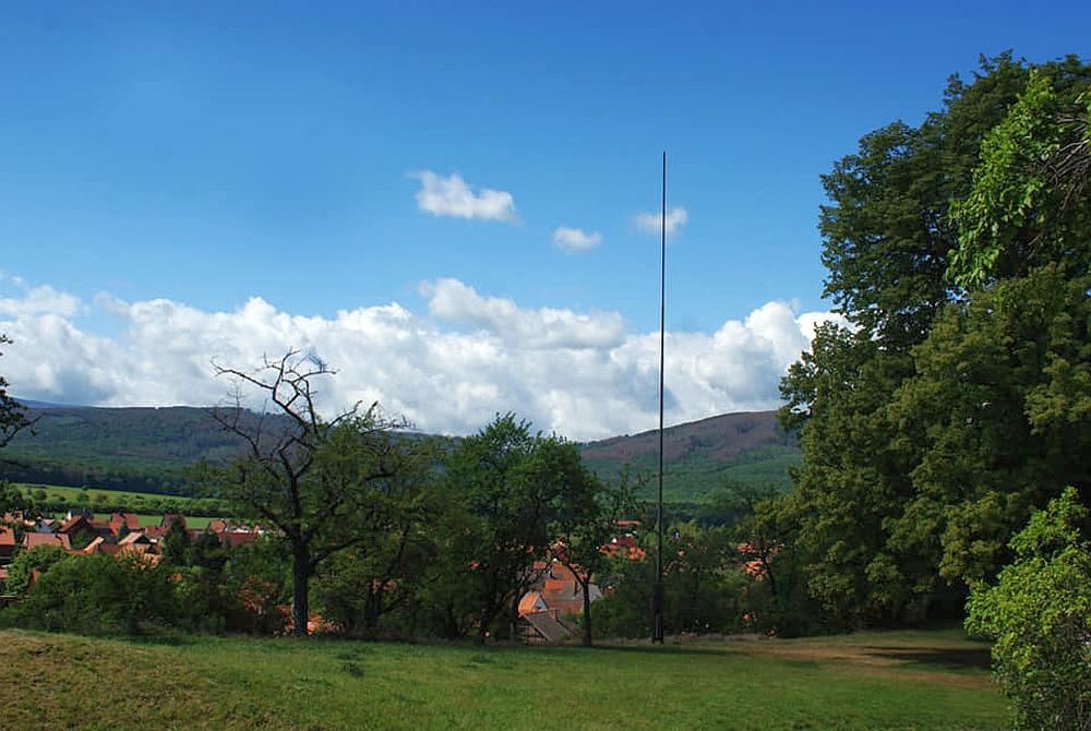 Wetter Stapelburg