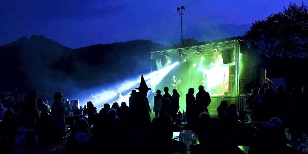 Walpurgis Party in Bad Harzburg