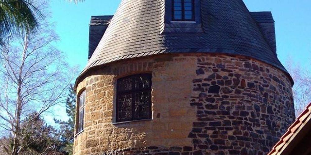 Maltermeister Turm in Goslar