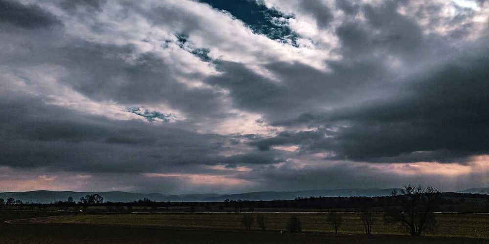 Blick auf den Harz