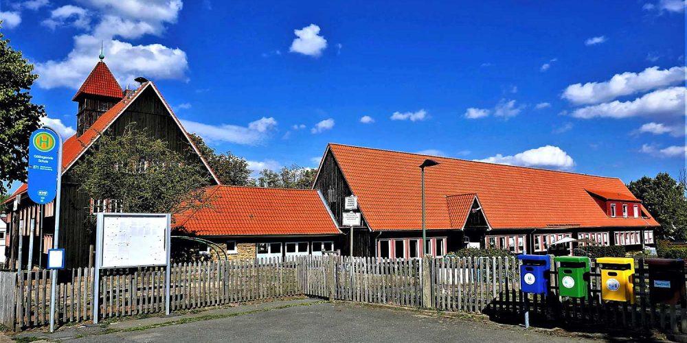 Schulgebäude Göttingerode