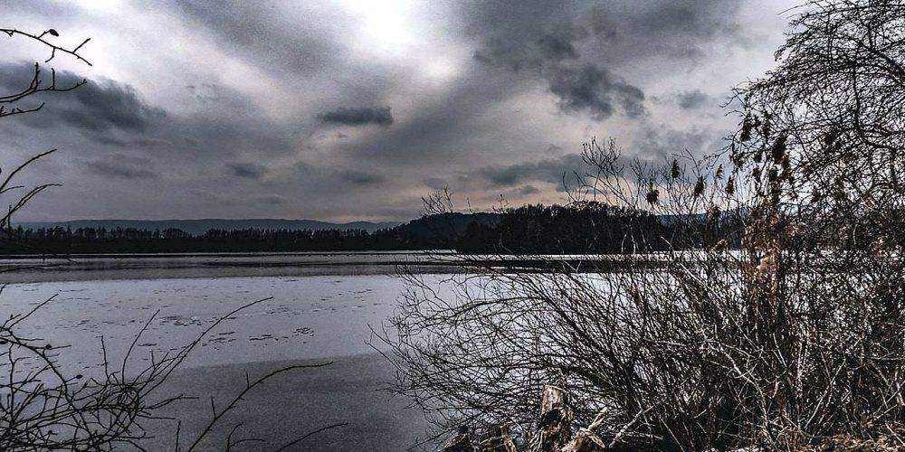 Eiszeit am Wiedelaher See