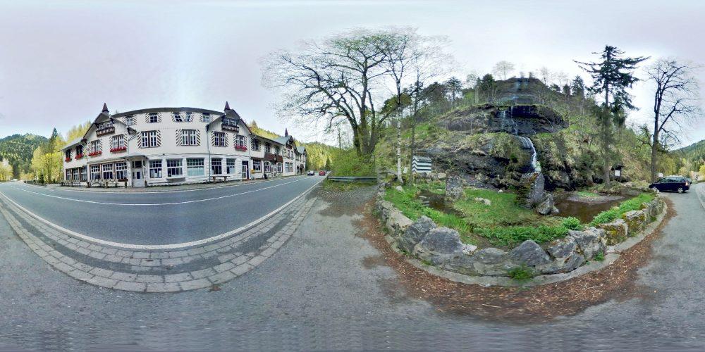 360° Romkerhall