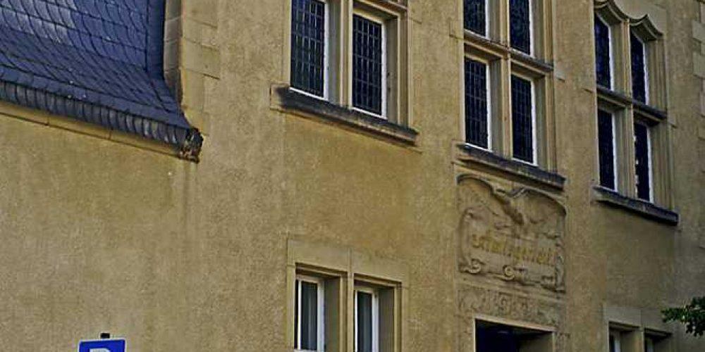 Am Amtsgericht Goslar