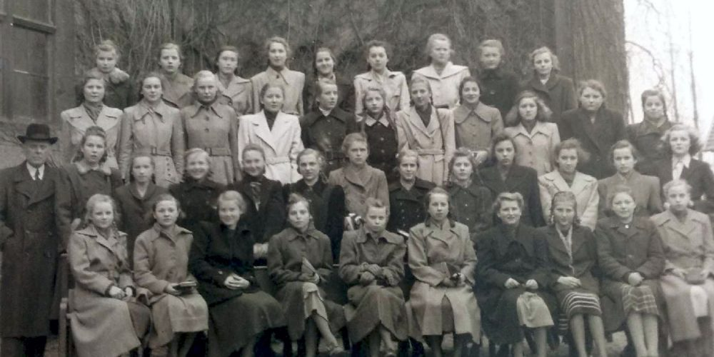 Konfirmation 1951