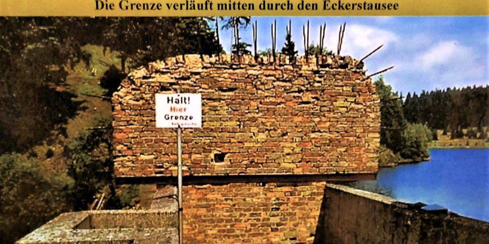 Auf der Mauer…