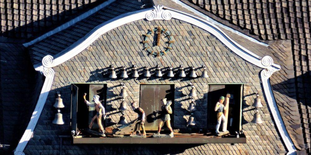Das Goslarer Glockenspiel
