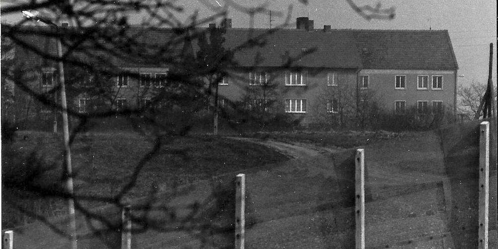 An der DDR-Grenze