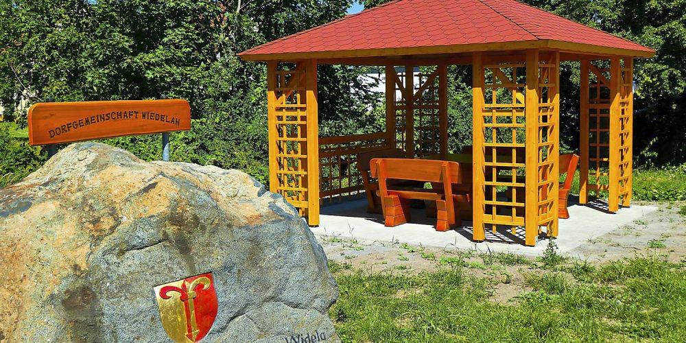 Dorfgemeinschaft Wiedelah – Pavillon