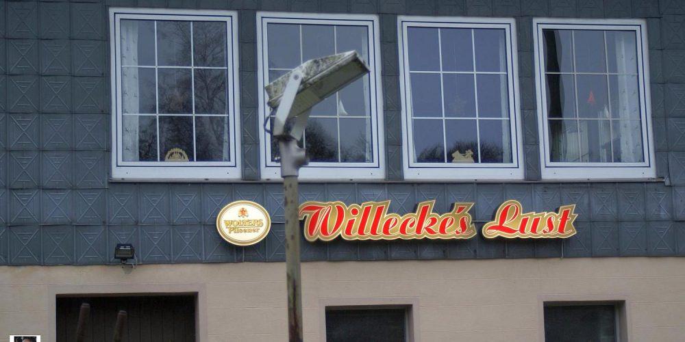 Adventsbesuch bei Willecke's Lust