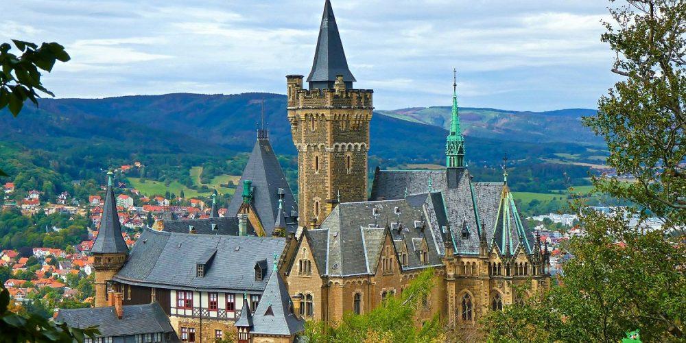 Märchenschloss Wernigerode