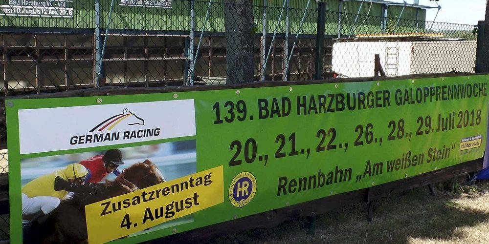 """Naturrennbahn """"Am weißen Stein"""""""