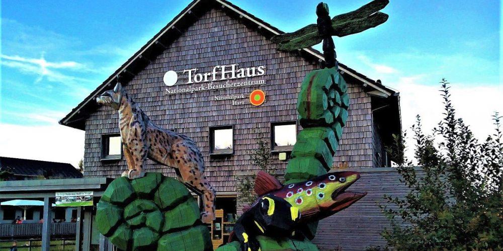 Besucherzentrum Torfhaus im Nationalpark Harz