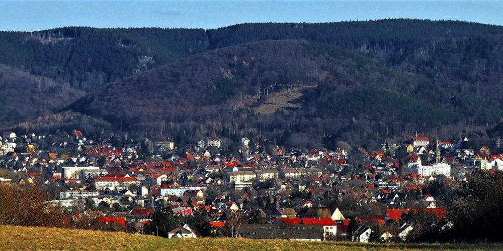 Blick vom Langenberg