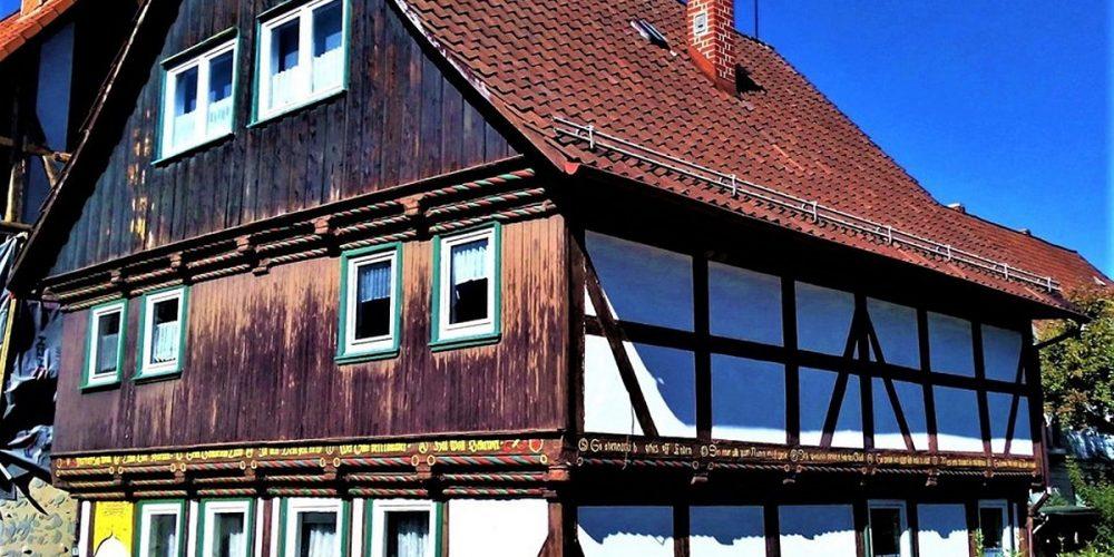 Das älteste Haus in Herzberg