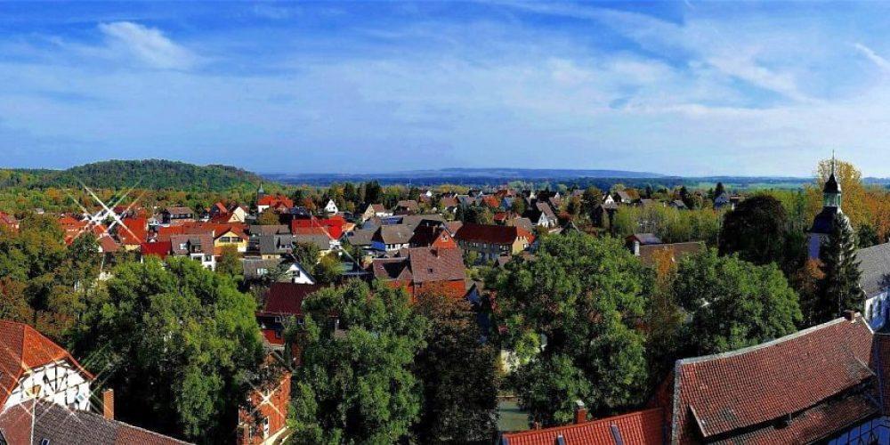 Vienenburg Blick in Richtung Osten