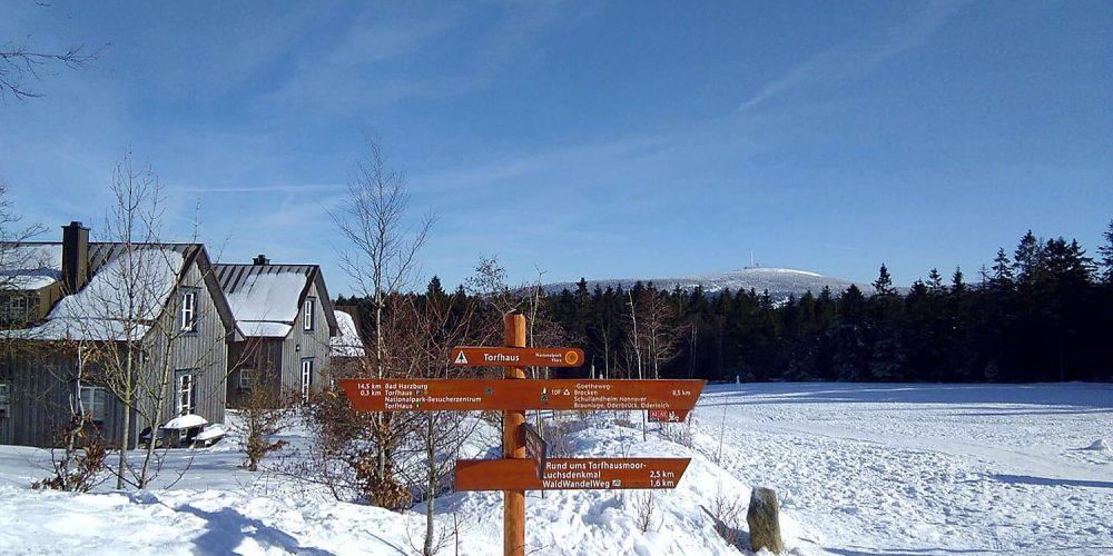 Brocken und Torfhaus