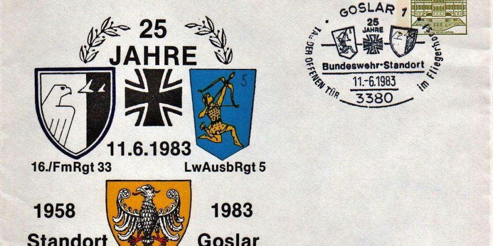 25 Jahre Bundeswehrstandort Goslar