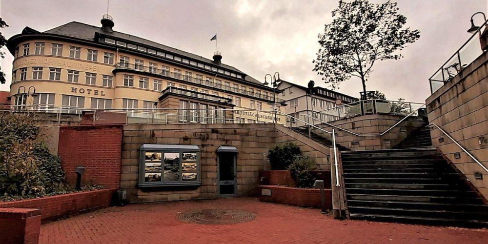 Bahnunterführung am Bahnhof Goslar