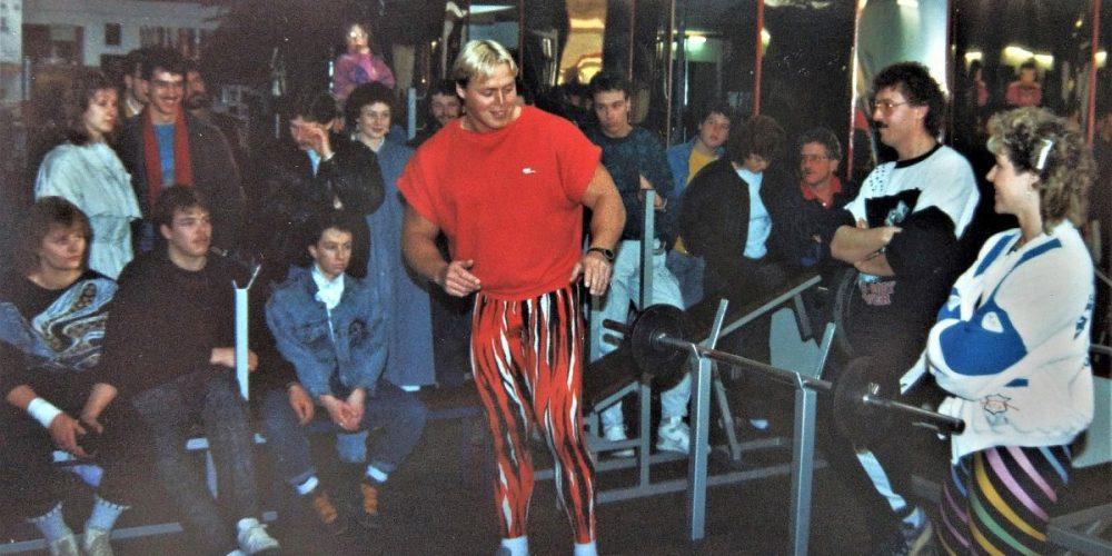 Fitness-Center 26.3.1988