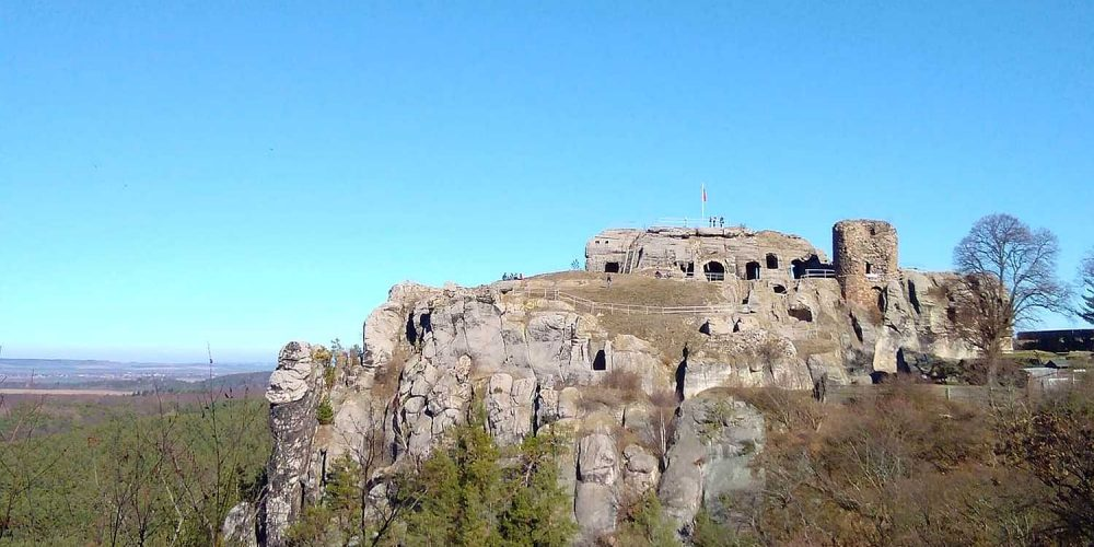 Burgruine Regenstein