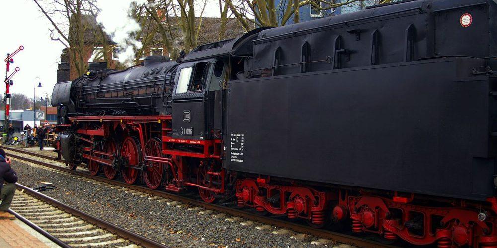 Am Bahnhof Salzgitter
