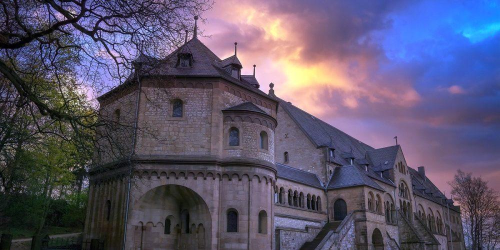 Die Goslarer Kaiserpfalz