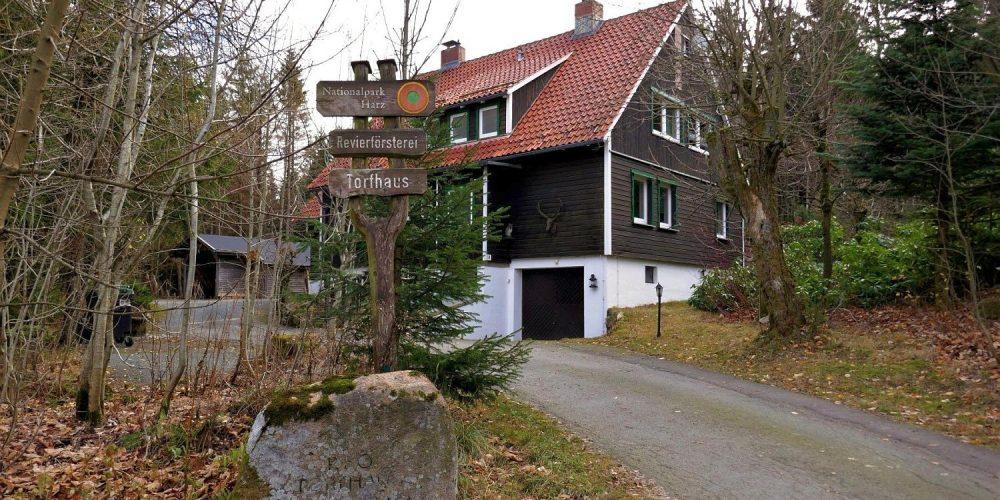Revierförsterei Torfhaus im Nationalpark Harz