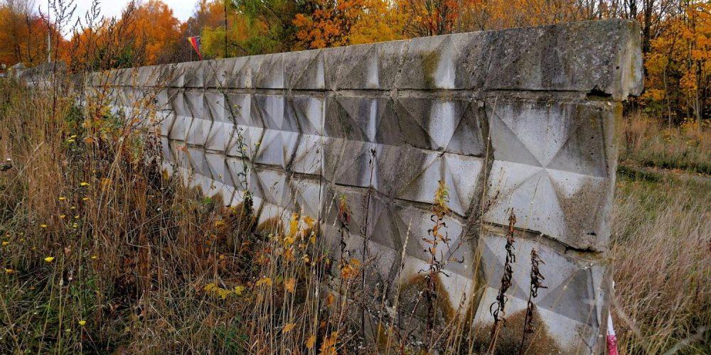 Grenzmauerreste zwischen Stapelburg und Eckertal