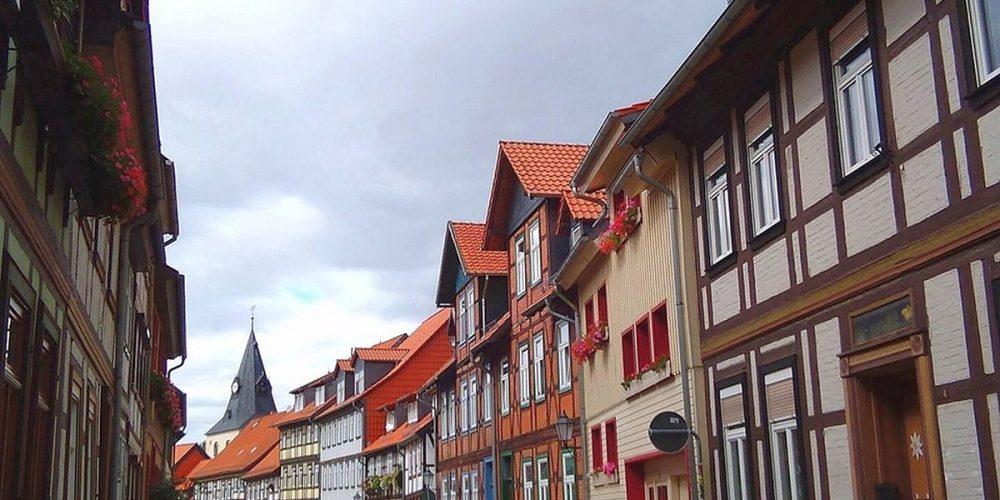 Fachwerkhäuser Altstadt Wernigerode