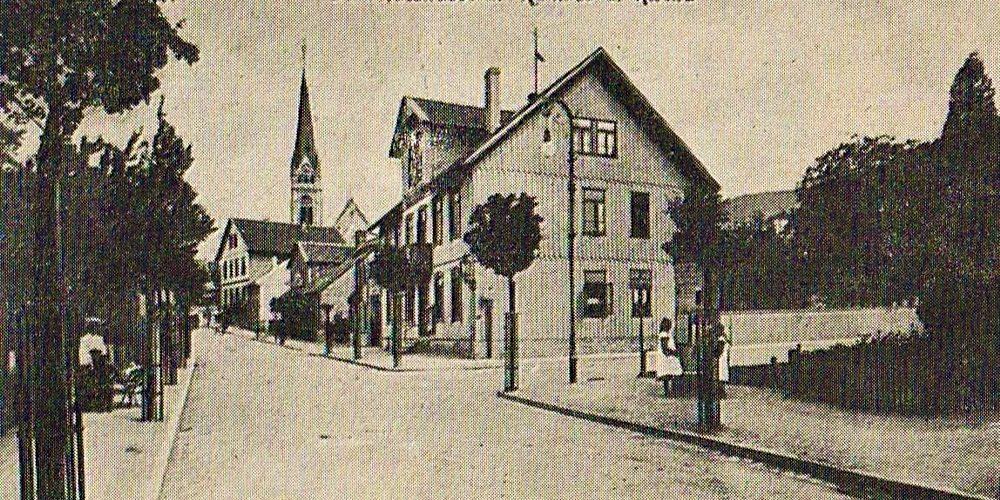 Bad Harzburger Rathaus