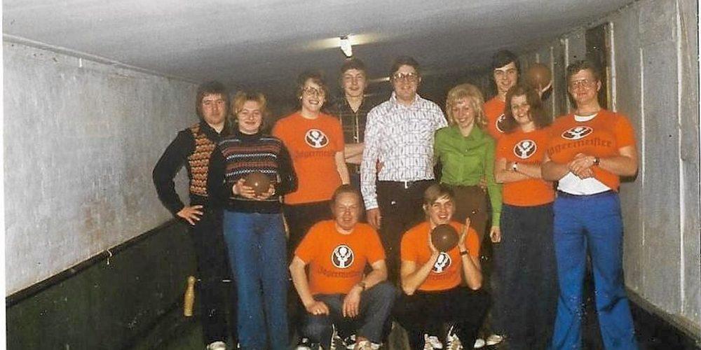 1972 Zoll-Dienststelle-Wiedelah Weihnachtsfeier