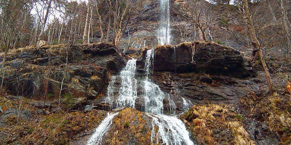 Wasserfall bei Romkerhall