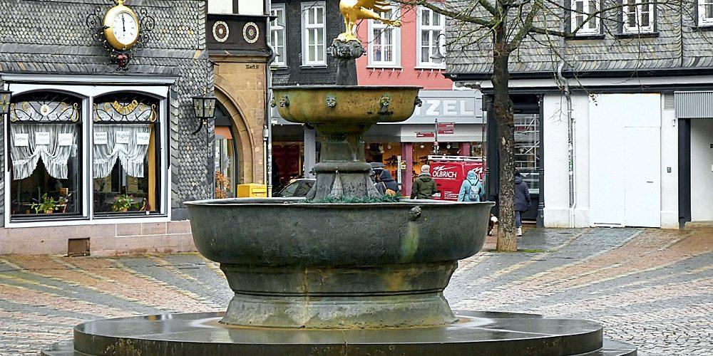Goslarer Marktbrunnen