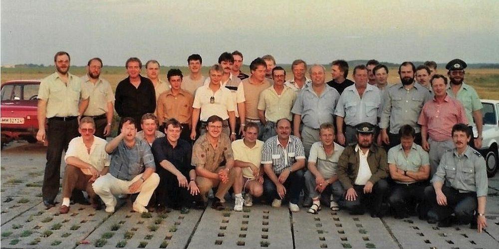 30.06.1990 Gemeinsame Feier zum Ende aller Grenzkontrollen