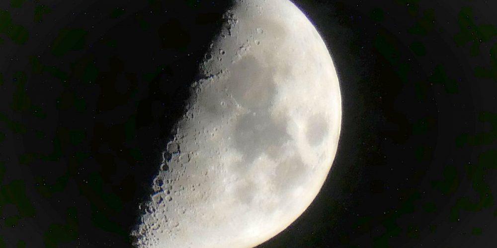 Der Mond über Wiedelah