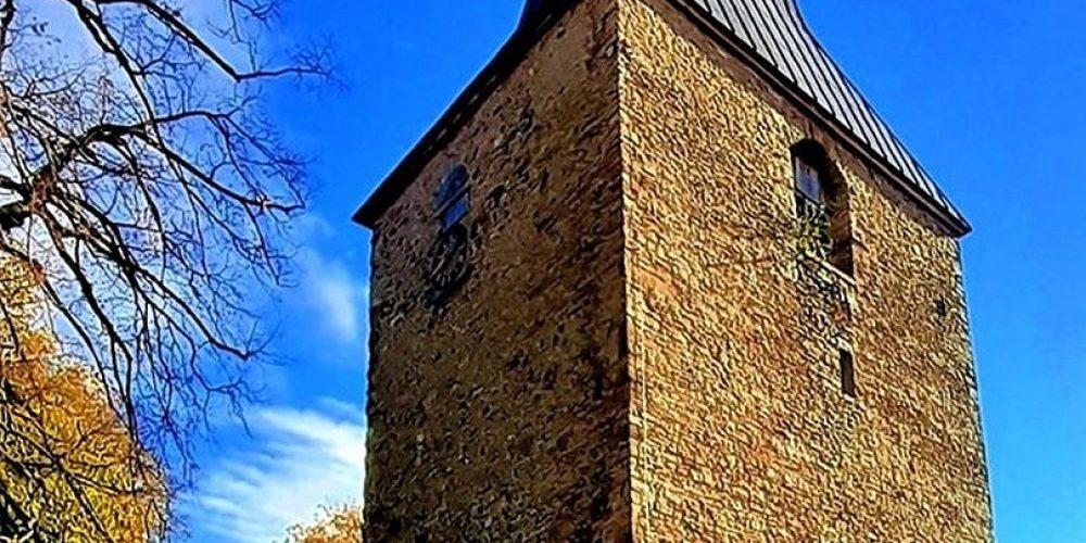 Die St. Maria Kirche in Lochtum