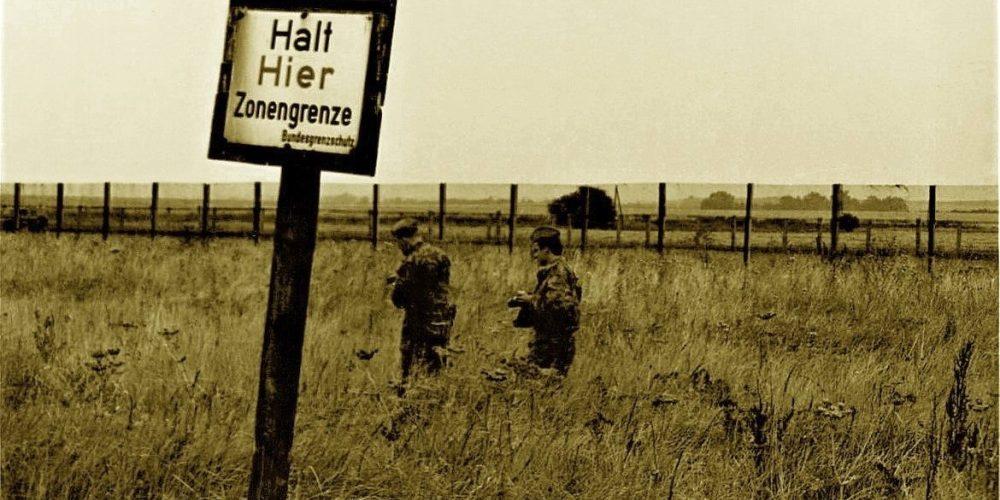 Innerdeutsche Grenze bei Abbenrode