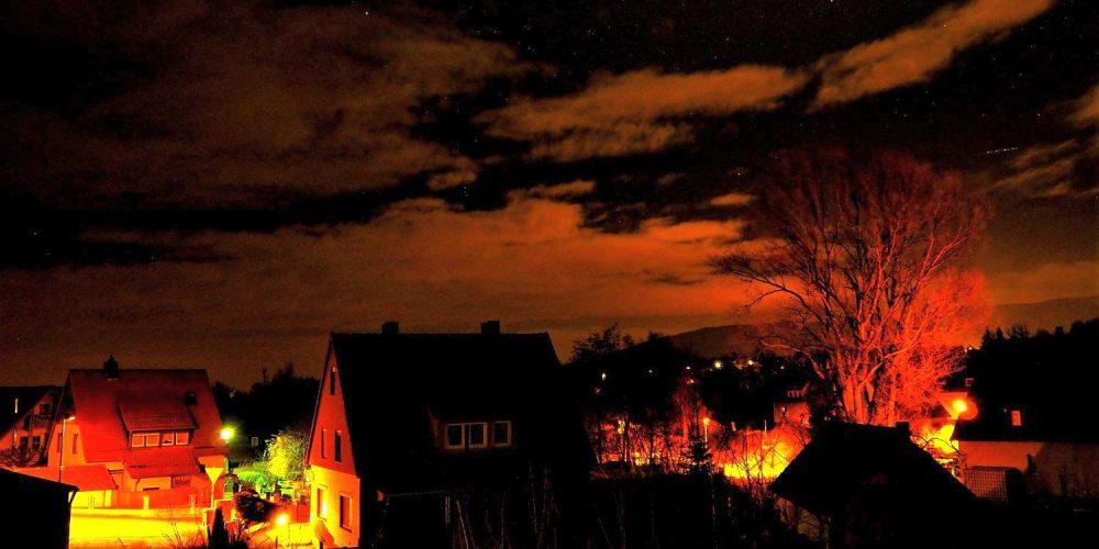 Das Nachtleben im Bad Harzburger Stadtteil Schlewecke