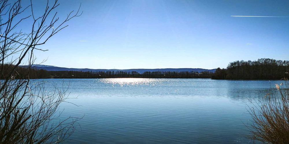 Am See in Wiedelah