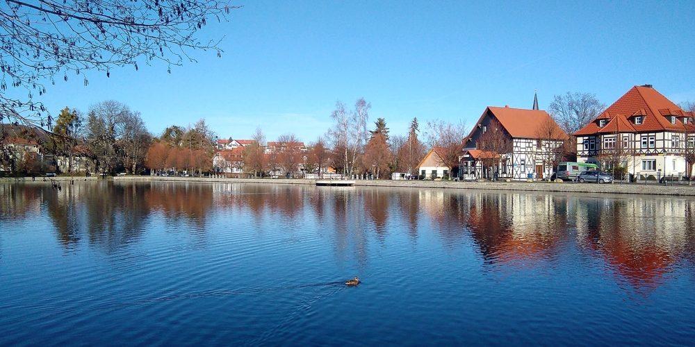 Forellenteich bei Ilsenburg