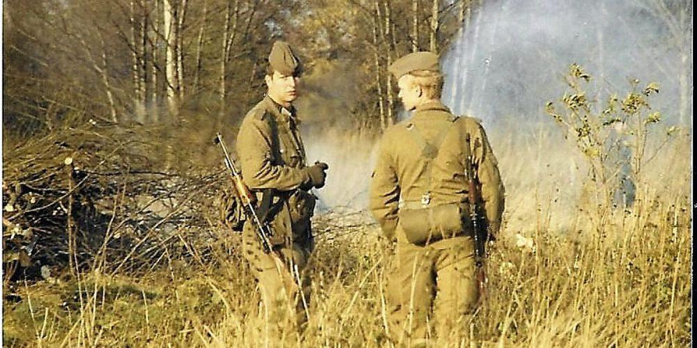 Grenzschutz 1974