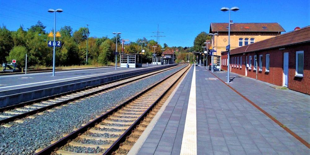Bahnhof Herzberg am Harz
