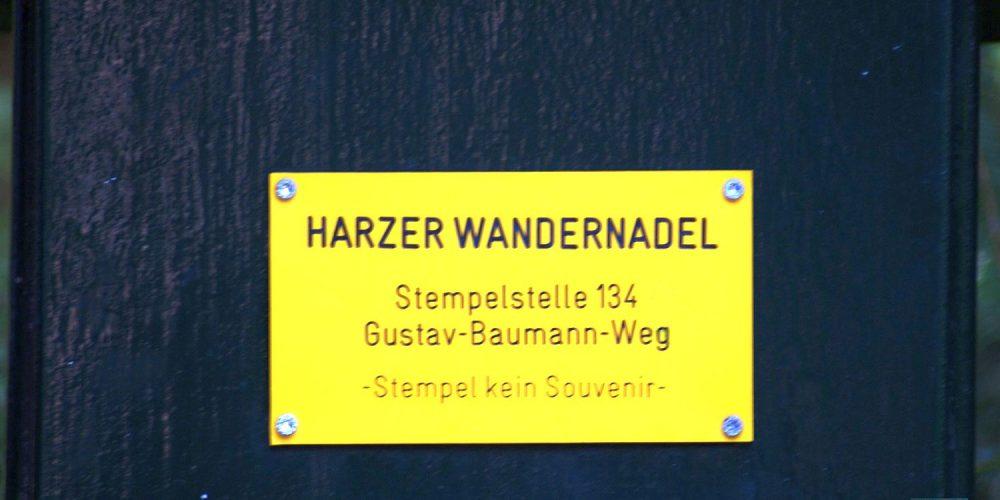 Wandern im Harz – Gustav-Baumann-Weg bei Altenau