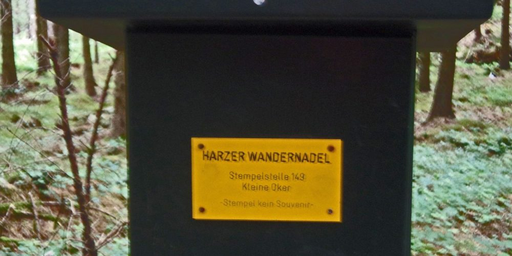 Wandern im Harz – Kleine Oker