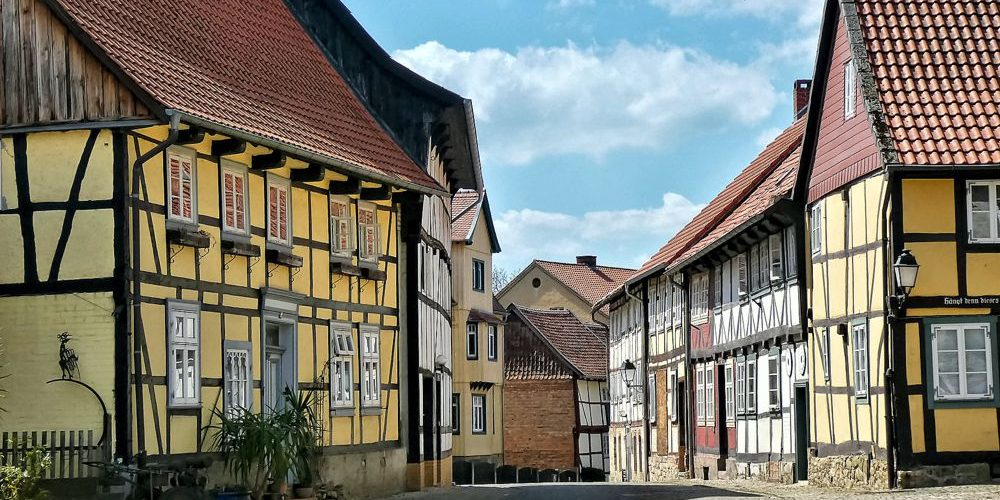 Schlossberg Hornburg