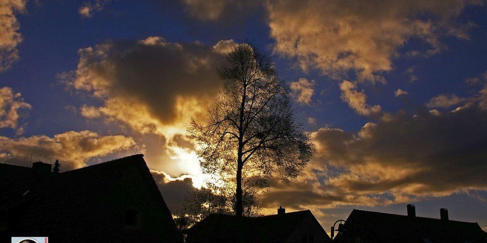 Sonnenaufgang bei Bad Harzburg