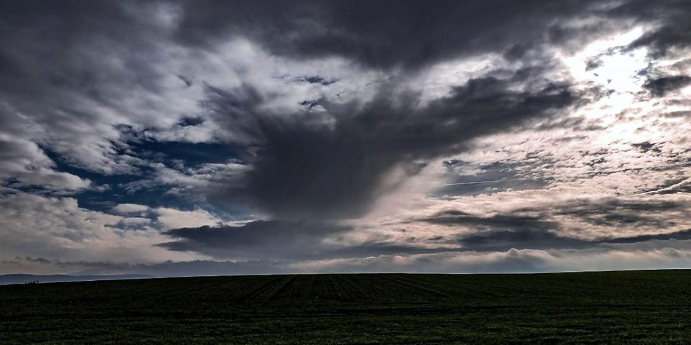 Stürmisch im Lande
